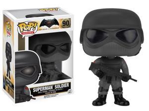 Batman v Superman Funko POP Vinyl Figure Superman Soldier