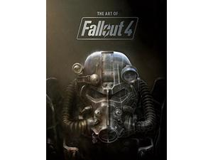 The Art of Fallout 4 Hardcover Book