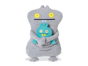 "Ugly Dolls Uglybuddies 9"" Plush: Babo & Babo's Bird"