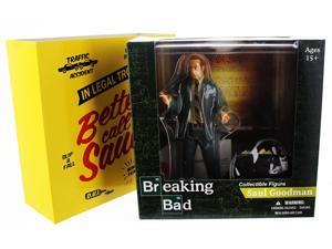 """Breaking Bad 6"""" Action Figure: Saul Goodman (SDCC '15 Exclusive)"""
