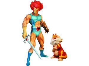 "Thundercats 14"" Mega-Scale Action Figure: Lion-O & Snarf"