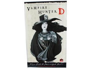 "Vampire Hunter D 8.5"" Resin Bust: Monochrome Limited Edition"