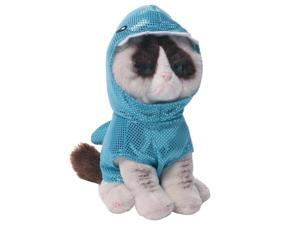 "Grumpy Cat 5"" Beanbag Plush: Shark"