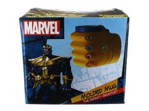 Marvel Thanos Infinity Gauntlet 16 oz. Prop Replica Molded Mug