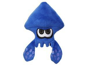 "World of Nintendo 7.5"" Plush: Blue Squid"