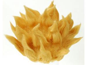 Cosplay Costume Wig Dragon Ball Z Goku Japan Ninja Anime Hair Golden