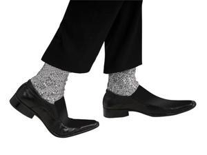 Michael Jackson Costume Adult Sparkle Socks