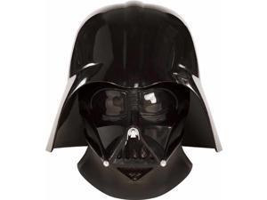 Darth Vader Super Deluxe Ep3 2 Pc Helmet Costume