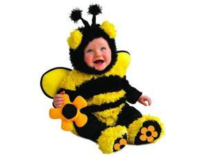 Buzzy Bee Romper Costume Infant Toddler 18-24 Months
