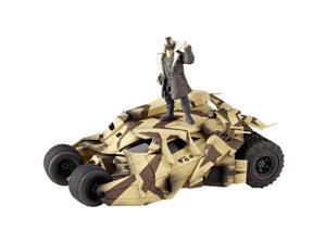 "Batman Bane 5.5"" Batmobile Camo Tumbler Vehicle"