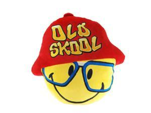 """Smiley Face 6"""" Plush: Old School"""