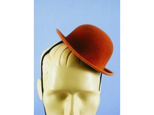 Steampunk Rust Costume Derby Hat One Size