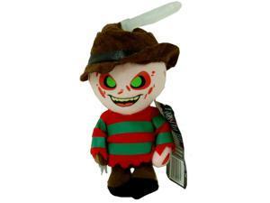 "Nightmare On Elmstreet Cinema Of Fear 4"" Plush Clip On Freddy Krueger"