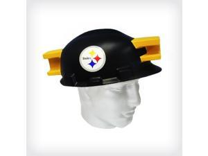 NFL Team Mascot Foamhead Hat: Pittsburgh Steelers