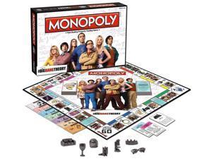 Monopoly Big Bang Theory Board Game