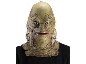 Universal Monster's Creature From The Black Lagoon Costume Mask One Size
