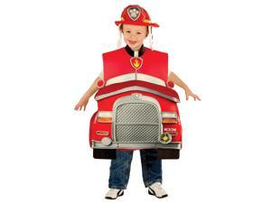 Paw Patrol Nick Jr Marshall Child Toddler Costume Small
