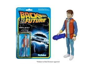 Back to the Future Marty McFly ReAction Figure by Funko