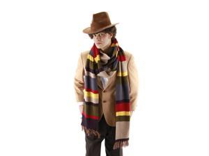 Doctor Who Fourth Doctor Long Scarf