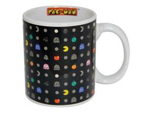 Pac-Man Repeat Print Coffee Mug
