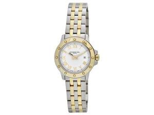 Raymond Weil Two-Tone Tango Ladies Watch 5399-STP-00308