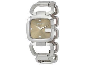 Gucci 125 G-Gucci Series Bracelet Ladies Watch YA125401