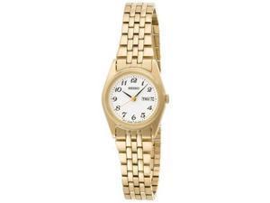 Seiko Gold-tone Ladies Bracelet Watch SXA126