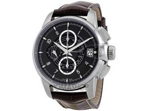 Hamilton Timeless Classic Railroad Black Dial Automatic Mens Watch H40616535