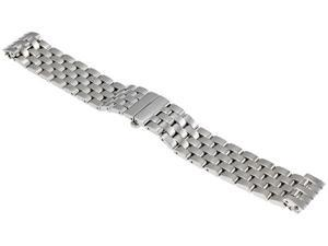 Michele Urban Mini 16mm Stainless Steel Bracelet MS16AR235009