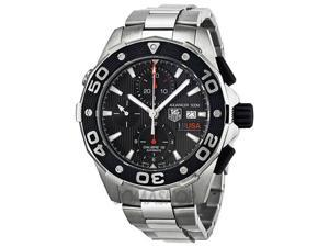 Tag Heuer Aquaracer 500 Chronograph Automatic Mens Watch CAJ2111BA0872