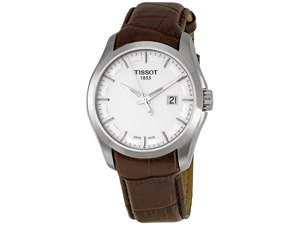 Tissot Couturier Swiss Mens Watch T0354101603100