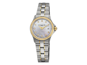 Raymond Weil Parsifal Mother of Pearl Dial Ladies Watch 9460-sgs-97081
