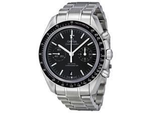 Omega Speedmaster Moon Black Dial Stainless Steel Mens Watch 311.30.44.51.01.002