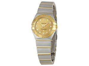 Omega Constellation 09 Ladies Watch 123.20.27.60.58.001
