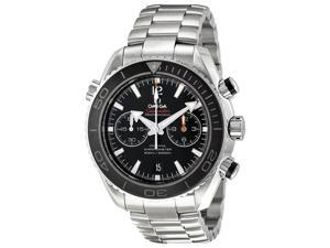 Omega Seamaster Planet Ocean Black Dial Stainless Steel Mens Watch 232.30.46.51.