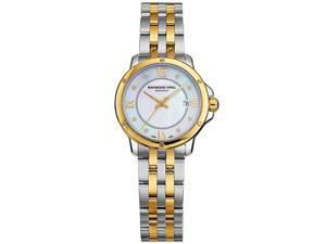 Raymond Weil Tango Mother of Pearl Two-tone Steel Ladies Watch 5391-SPS-00995