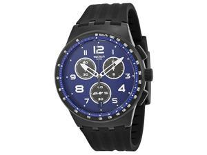 Swatch Nitespeed Blue Dial Unisex Watch SUSB402