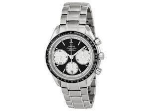 Omega Speedmaster Racing Black Dial Stainless Steel Mens Watch 32630405001002