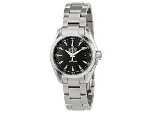 Omega Seamaster Aqua Terra Teak Grey Dial Stainless Steel Watch 23110306006001