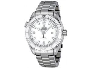 Omega Seamaster Plant Ocean White Dial Stainless Steel Unisex Watch 232.30.38.20