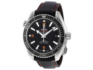 Omega Seamaster Planet Ocean Black Dial Steel Mens Watch 232.32.42.21.01.005