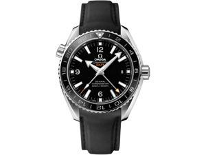 Omega Planet Ocean Black Dial Black Rubber Mens Watch 232.32.44.22.01.001
