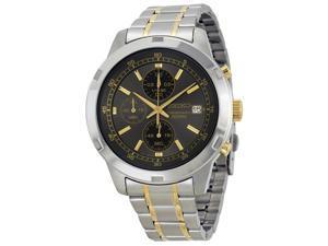 Seiko SKS425 Men's Silver Stainless-Steel Quartz Watch