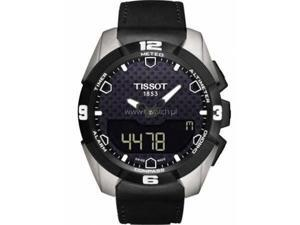 Tissot T-Touch Expert Solar Black Analog Digital Dial Watch T0914204605100