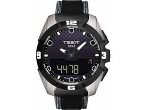 Tissot T-Touch Expert Solar Black Analog Digital Dial Watch T0914204605101