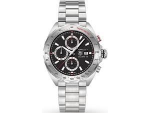 Tag Heuer Formula 1 Calibre 16 Chronograph Black Dial Steel Watch CAZ2010BA0876