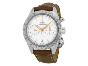 Omega Speedmaster Chronograph Silver Dial Mens Watch 331.12.42.51.02.002