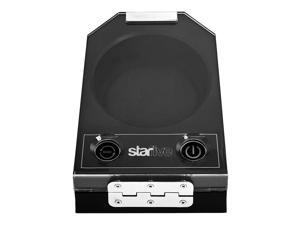 StarFive Black Single Watch Winder WW-ST1-BBK