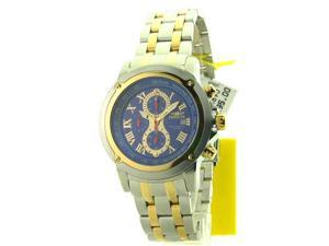 Mens Invicta Sport Steel Chrono Tachymeter Date Watch 4890