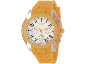 Invicta Men's 43949-004 Chronograph Yellow Dial Watch